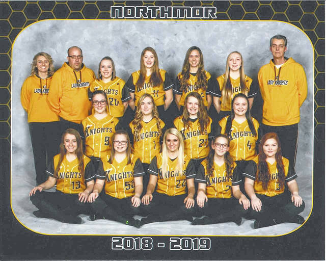 Photo courtesy of Gary Bellew, Unique Images The 2019 edition of the Northmor Lady Golden Knights softball team looks to remain competitive in a difficult Knox-Morrow Athletic Conference.