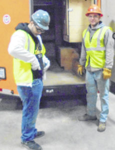 Northmor students take part in job shadowing