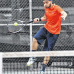 Tigers' duos still alive in MOAC tourney
