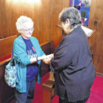 The 'Blessing of the Hands' celebrated by area pastors