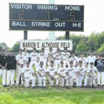 Eagles' baseball claims Division IV sectional crown