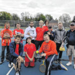 Galion tennis team wins season finale