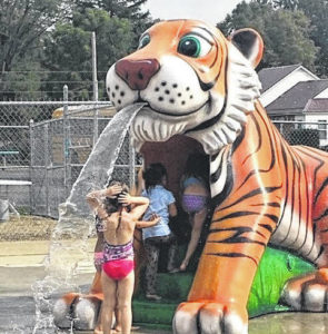 Galion' Splash Park opens May 25; Heise Park pool opens June 1; but lots going on in area