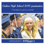 2019 Galion High School graduation tab