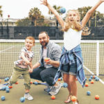 Family fitness ideas for summer