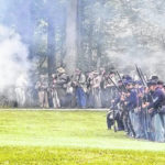 Re-visit the War Between the States withCrawford Park District's Civil War re-enactment this weekend