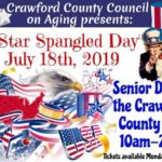 Senior Day at the Crawford County Fair is July 18