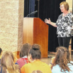 'Champions' share success tips with Galion Middle School girls