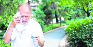Excessive heat can be deadly for elderly