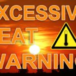 Excessive Heat Warning for this part of Ohio from noon Thursday, through 8 p.m. Saturday