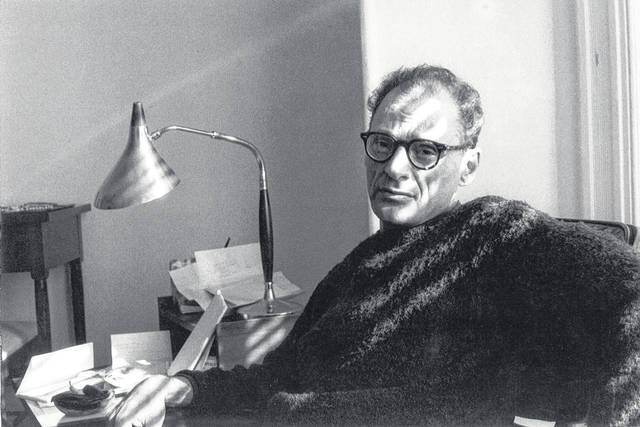"Courtesy photo Ashland University will hold its 13th annual International Arthur Miller Conference on the AU campus Oct. 18-20, 2019. The title of the conference is ""Arthur Miller and the Question of Relevance."""