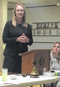 Head of Ohio's Development Services Agency talks about Opportunity Zones in Galion visit