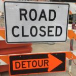 Water line work to close part of Harding Way West in Galion today