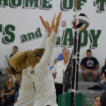 Lady Colts beat Loudonville in four sets; Photos by Jeff Hoffer