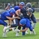 Enjoy these photos from Galion's Saturday scrimmage vs. Highland. Photos by Don Tudor