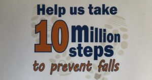 Ohio Department of Aging will take '10 Million Steps to Prevent Falls'