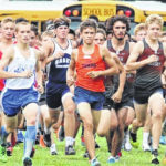 Tigers' Braxton Tate starts 2019 with a win at Upper Sandusky cross country invite