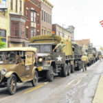 Historic military convoy will stop in Galion Aug. 17
