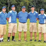 Small roster, long season ahead for Bulldogs golfers
