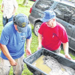Gold Rush Days this weekend at Swank Claim near Bellville
