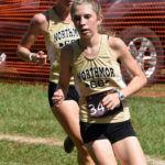 Galion Cross Country Festival: Division III girls race: Photos by Don Tudor