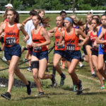 Galion Cross Country Festival: Division II girls; Photos by Don Tudor