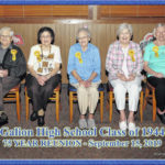 GHS Class of 1944 celebrates 75th reunion