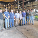 Veterans honored at Brothers Body and Equipment