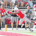 After slow start, Ohio State thumps Miami: Buckeyes post 6 TDs in 2nd quarter after trailing 5-0