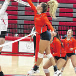 Galion volleyball sweeps their way to 7-1