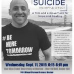 Emotional film about NOT committing suicide showing in Marion