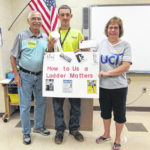 Pioneer student wins third-place award in safety-poster contest