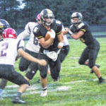 Cardington falls short against Colonel Crawford