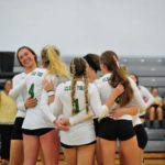 Gallery: Clear Fork vs. Pleasant volleyball; Photos by Jeff Hoffer