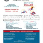 Richland County sites announced for Saturday's Prescription Drug Take Back Day