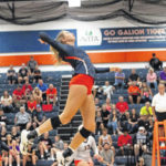 Northmor advances as district volleyball tournaments open