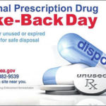 Get unused drugs out of your homes; Keeping them around ups the risk of misuse, abuse