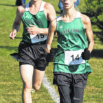 Colts compete in MOAC cross country meet