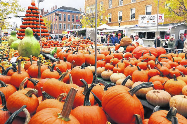 Photo courtesy www.pumpkinshow.com If you're a fan of fall — and pumpkins — this is your time of month. The Circleville Pumpkin show, one of Ohio's favorite fall festivals is next week, Oct. 16-19.