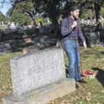 History comes alive at Bellville Cemetery