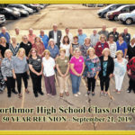 Northmor Class of 1969 has 50th reunion