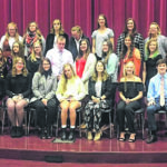 National Honor Society inducts new members at GHS