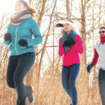 Stick to your workout schedule during the holidays