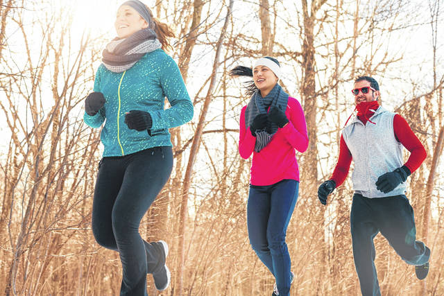 Photo courtesy julief514/iStock via Getty Images Plus There's a lot to juggle during the busy holiday season, but with the right tools and mindset, it's easy to prioritize fitness.