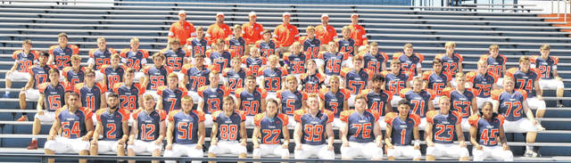 Photo courtesy of Photorama Studios The 2019 edition of the Galion Tigers football team earned themselves a spot in the Division IV, Region XIV playoffs. The No. 3 seeded Tigers will play host to the No. 6 seeded Ottawa-Glandorf Titans on Saturday at Unckrich Stadium in Heise Park. Start time for the contest will be 7 p.m.