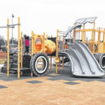 Galion's newest play area opens for business at Heise Park