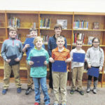 Galion school board honors outstanding achievements by students