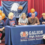 Galion volleyball standout Taylor Keeran headed to Carson-Newman