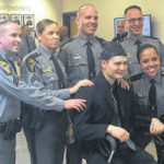 Trooper, family grateful for support