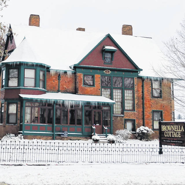 Courtesy photo Visit Brownella Cottage & Museum Saturday, Dec. 7, for the Galion Historical Society's annual Christmas Open House from 1-4 p.m.